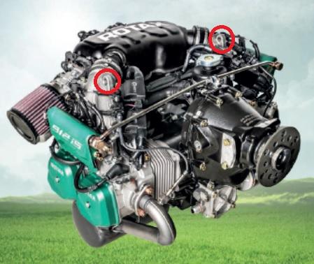 Rotax 发动机安装和维..