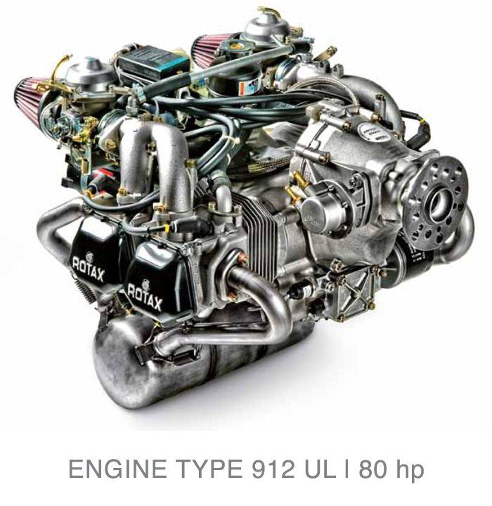 ROTAX 912 UL | 80 HP..